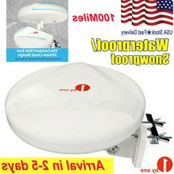360° Reception Omni-directional Amplified Indoor/Outdoor HD