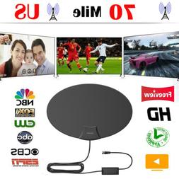 1080p flat hd digital indoor amplified tv