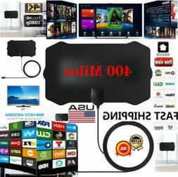 1080p hd 350 mile range antenna tv
