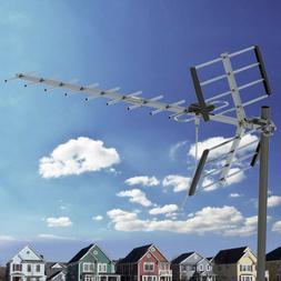 Leadzm 150Mile Long Range Outdoor TV Antenna Amplified HDTV