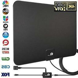 1byone HDTV Antenna, HD Digital Indoor TV Antenna - OUS00-01