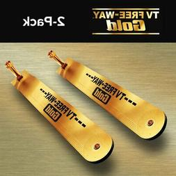 TV Free-Way Gold - Portable Digital Antenna