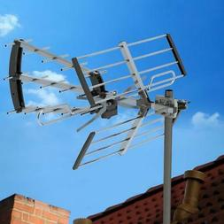 200 mile long range outdoor tv antenna
