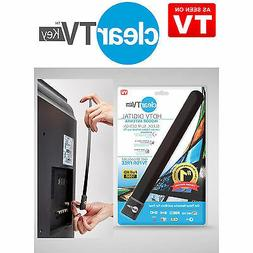 2017 Clear TV Key HDTV FREE TV Digital Indoor Antenna As See