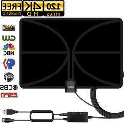 2019 New! HDTV Antenna, Indoor Amplified Digital TV Antenna