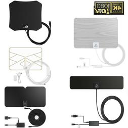1byone 75Mile HD Digital Amplified TV Antenna 4K 1080P Indo