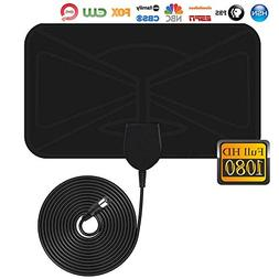 【2019 Latest】 Indoor TV Antenna-Digital HDTV Antennas 50