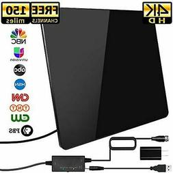 2019 Newest Antennas HD Antenna,HD Digital Indoor TV Version