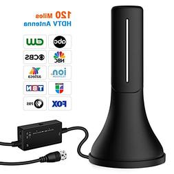 HDTV Antenna - 2019 Update Version Portable HDTV Digital Ant