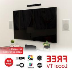 33691 Slim-Profile Pro Bar Amplified Indoor Antenna
