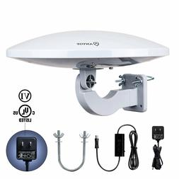 Antop 360° Omni-Directional Outdoor TV Antenna for Outdoor/