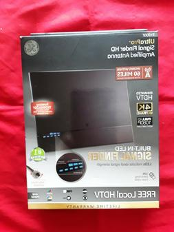 GE UltraPro Signal Finder Indoor TV Antenna, Perfect Home De