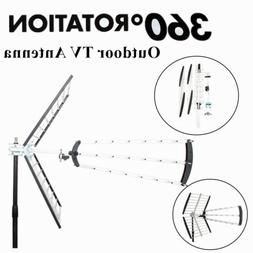 470-860MHz Outdoor Digital TV Antenna 100-200Mile Range Sign