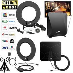 1Byone 4K TV Antenna HD HDTV 1080P Skywire Amplified TV VHF