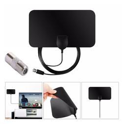 50 Miles 1080P Indoor Digital TV <font><b>Antenna</b></font>
