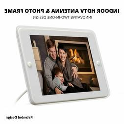 ANTOP 50 Miles Multi-Directional Indoor Amplified Picture Ph