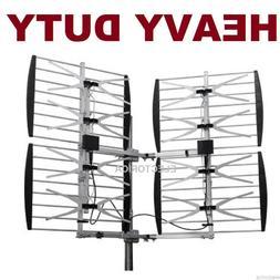 8 BAY HEAVY DUTY MULTI-DIRECTIONAL VHF UHF OUTDOOR HD TV ANT