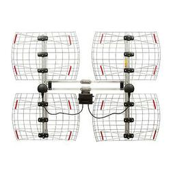 Antennas Direct 8-Element Bowtie TV Antenna, 70 Miles Range,