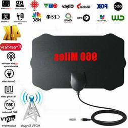 960 Mile Range Antenna 1080P TV Digital 4K HD HDTV Skywire A