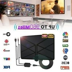 960 mile range antenna tv digital hd