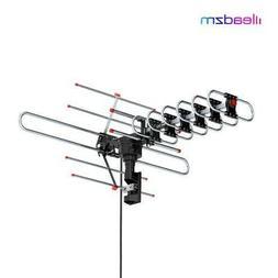 980Mile HDTV Outdoor Amplified Digital TV Antenna 1080P 4K H