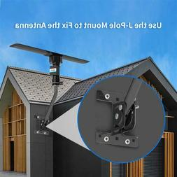 990 Miles High Power Outdoor Amplified HD TV Antenna High Ga