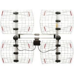 ANTENNAS DIRECT 8 Element Bowtie Indoor/Outdoor HDTV Antenna