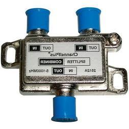 CHANNEL PLUS 2512 DC/IR Passing Splitter/Combiner
