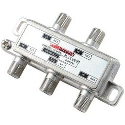 Linear 2514 ChannelPlus DC & IR Passing 4-Way Splitter/Combi