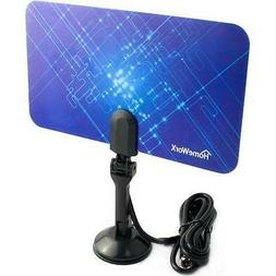 Mediasonic Homeworx HW110AN Super Thin Indoor HDTV Antenna -