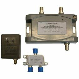 Winegard HDA-100 Distribution Amplifier 5-1000 Mhz 15dB, One