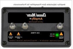 A+ Channel Master Amplify+ TV Antenna  Titan 2 High Gain Pre