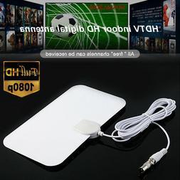 A51D Thin Flat Antenna HD High TV HDTV 1080P Sky Link Skylin