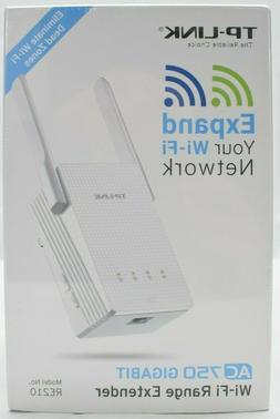 TP-Link AC750 WiFi Range Extender - RE210