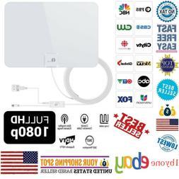 1Byone Amplified Digital Indoor TV Antenna HDTV High Gain 10