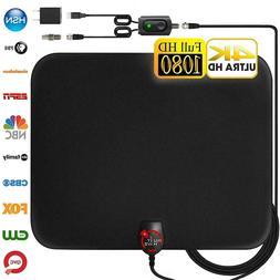 U MUST HAVE Amplified HD Digital TV Antenna Long 65-80 Miles