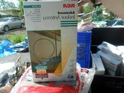 RCA Amplified Indoor TV Antenna ANT 135