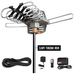 Skytv Amplified TV Antenna -Outdoor Digital HDTV Antenna 150