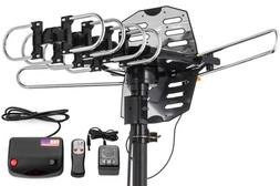 antenna range receive broadcast tv