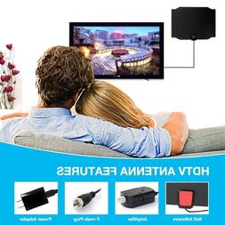 Antenna TV Digital HD, 200 Mile Range Skywire TV Antenna for