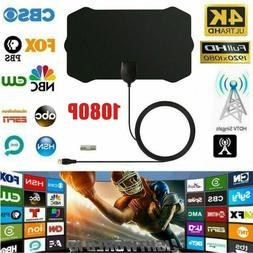 Antenna TV Digital HD 960 Mile Range Skywire Indoor 1080P 4K