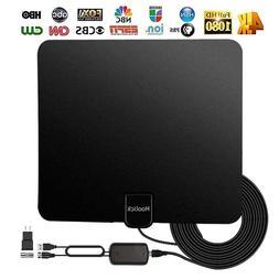 Antenna TV Digital HD, Indoor Digital Antenna for HDTV 1080P