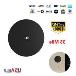 1byone Antenna TV Digital HD Range Signal TV Indoor 1080P 4K