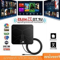 1byone Indoor Antenna HDTV Digital Skylink 4K Antena Digital