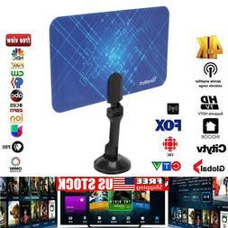 Antenna TV Digital HD Skywire 4K 300 Mile Range Antena Digit