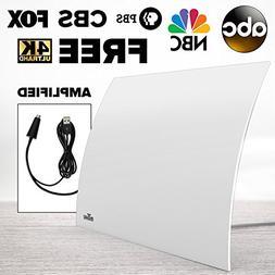 Mohu ARC Plus 60-Mile Range Designer Indoor Amplified HDTV A