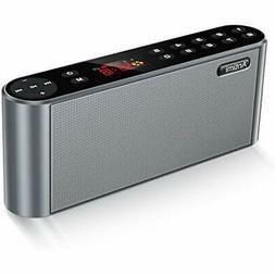 Antimi Bluetooth Speaker,FM Radio Player,MP3 Player Stereo P