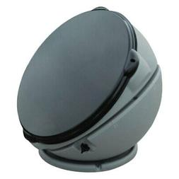 Winegard Carryout Gray Roof Mounted 2 Receivers Satellite TV