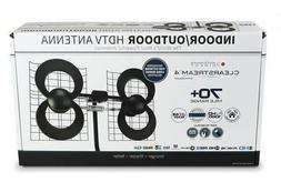 Antennas Direct ClearStream 4 HDTV Antenna Indoor/Outdoor Ex