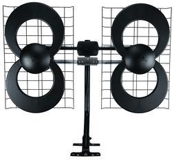 ClearStream 4 Indoor/Outdoor HDTV Antenna with Mount - 70 Mi